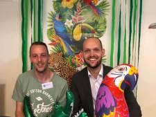 Zevende Klimroos en Ridderclub opent haar deuren in Spijkenisse