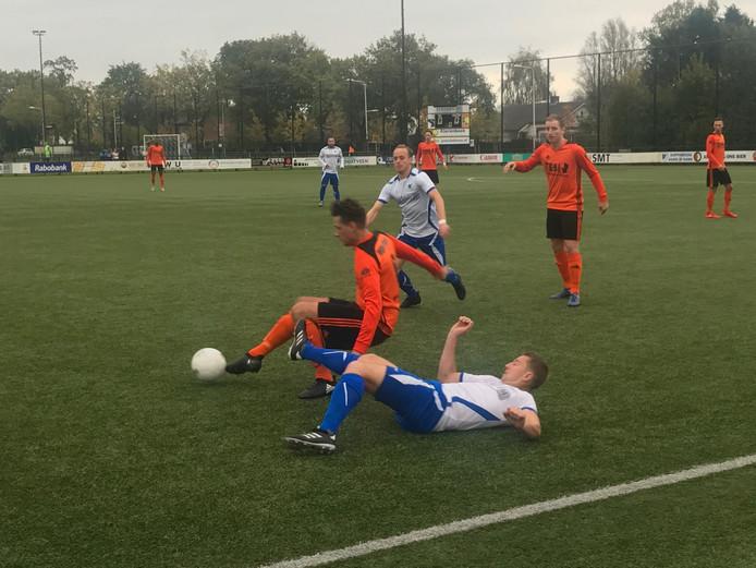 SVL was in eigen huis te sterk voor Montfoort.