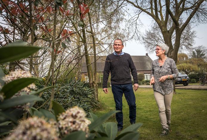 Ineke Smits gooit roer om, zat in het onderwijs en gaat thuis mensen Engels leren, Soerendonk.