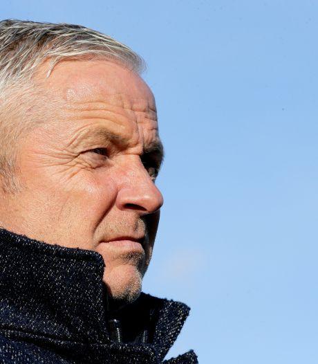 Jack de Gier kijkt terug op bewogen jaar in Deventer: 'Echte klik met leiding GA Eagles was er niet'