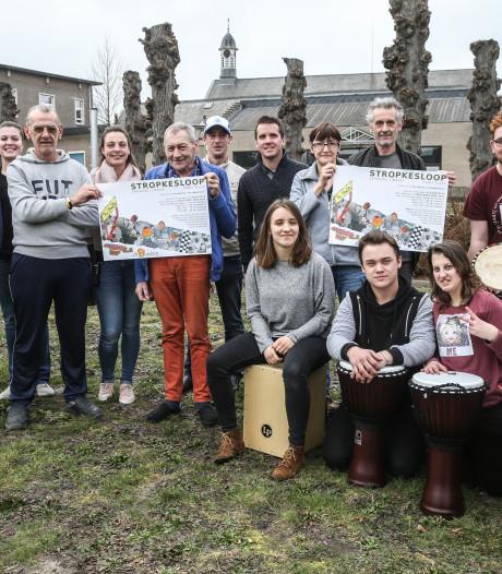 Psychiatrisch Centrum Dr. Guislain organiseert eerste Stropkesloop