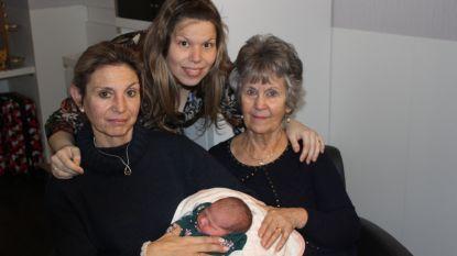 Nelle zorgt voor viergeslacht, met feest in Maldegem, Evergem en Lembeke