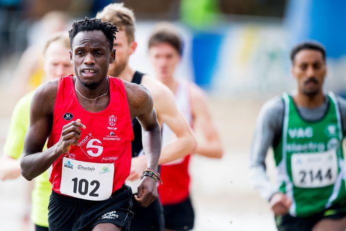 Onder andere Isaac Kimeli is lid van Olympic Essenbeek Halle.