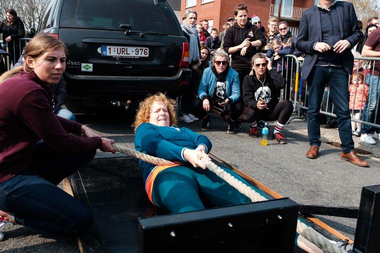 Liesbeth De Haan werd kampioen bij de vrouwen.