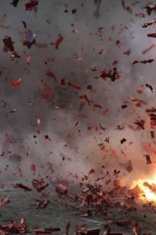Schade jaarwisseling loopt op in Waalwijk: 'wel minder straffen voor vuurwerkoverlast'