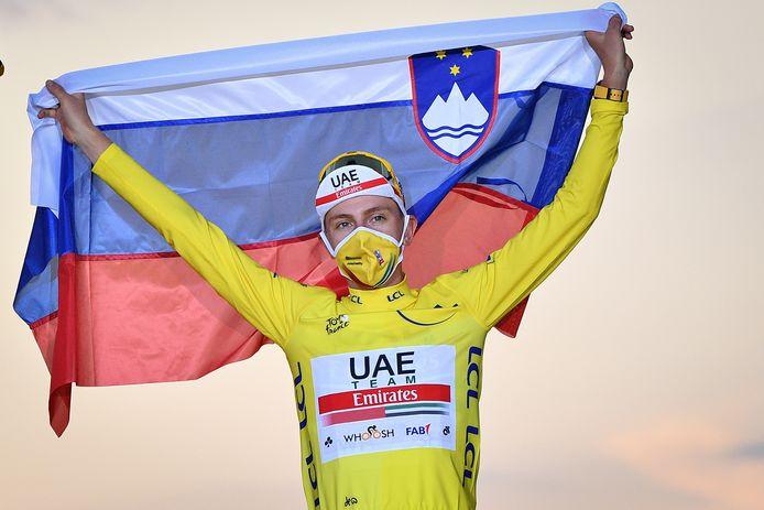 Ook de Waalse klassiekers kunnen een prooi worden voor Tour-winnaar Tadej Pogacar.