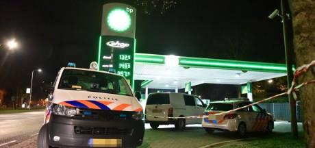 BP-tankstation Meerndijk in De Meern overvallen