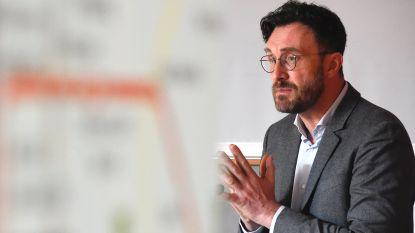 Pascal Smet vormt Brusselse sp.a-lijst om tot 'one.brussels': één stad, één bestuur, één politiezone, één OCMW