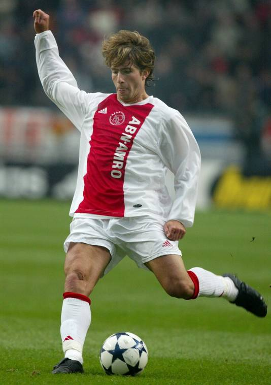 Maxwell schopte het bij Ajax tot Braziliaans international.