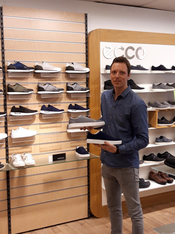 Koen van der Pluijm van Let's go Shoes.