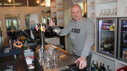 Frank Van Impe opent Sportkaffee Bokaal