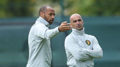 """Ligt er nog een toekomst bij de Rode Duivels voor Henry? Martínez: """"Zou niet logisch zijn"""""""