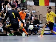 Scorende Bouzambou met Oranje onderuit tegen Frankrijk