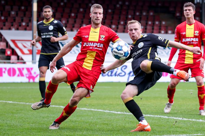 Go Ahead Eagles - FC Den Bosch