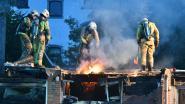 Chirolokaal Wijnegem volledig vernield door zware brand