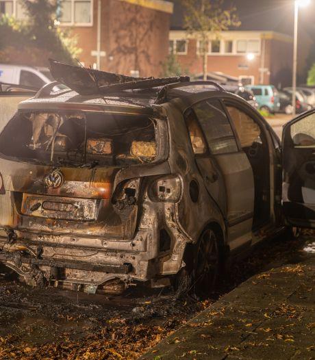 Weer een autobrand in Deventer, 37ste binnen een jaar