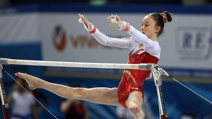 Nina Derwael pakt zilver aan brug met ongelijke leggers