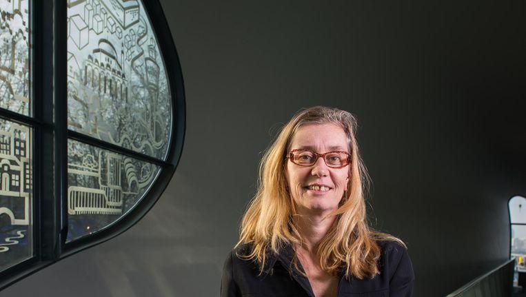 Yvonne Franquinet: 'Arcam moet niet alleen het vakgebied bedienen, maar ook de bezoekers van de stad.' Beeld Mats van Soolingen