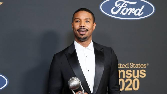 Michael B. Jordan uitgeroepen tot meest sexy man van 2020