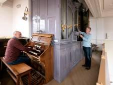 Orgel van de remonstranten in Oosterbeek gaat weer romantisch klinken
