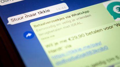 Jonge oplichter (19) maakt 35.000 euro buit door WhatsApp-truc