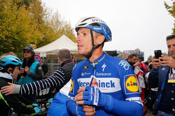Philippe Gilbert won dit jaar Parijs-Roubaix en twee ritten in de Ronde van Spanje.