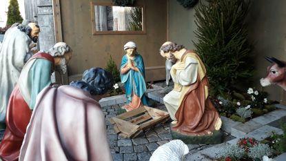 Jozef en Maria opnieuw op post