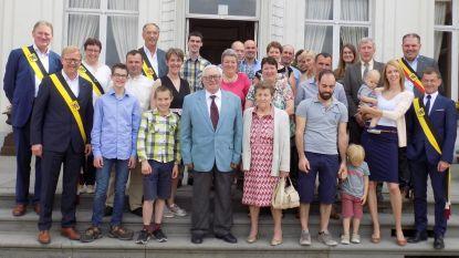 Maurice en Marie vieren diamanten jubileum met familie