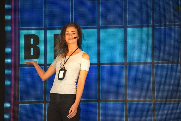 Auditie van Jamie voor SBS6 Rad van Fortuin