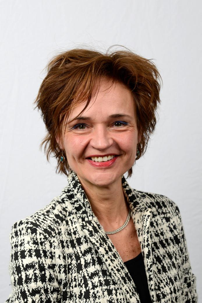 Wethouder Linda van Dort (GroenLinks)
