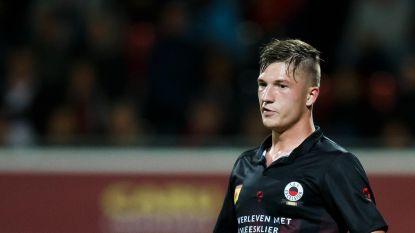 Voetballer Jinty Caenepeel voor rechter na vechtpartij in uitgaansbuurt Oostende