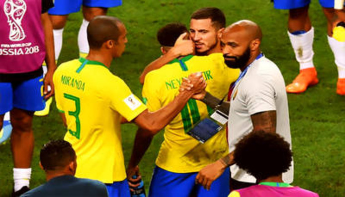 Hazard Neymar- screen
