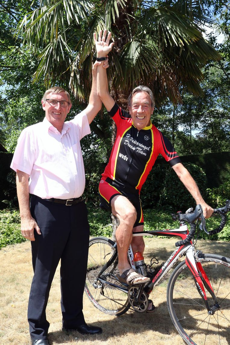 0af999a32d90c8 De dag dat Van Springel Tour De France niét won | Grobbendonk | In ...