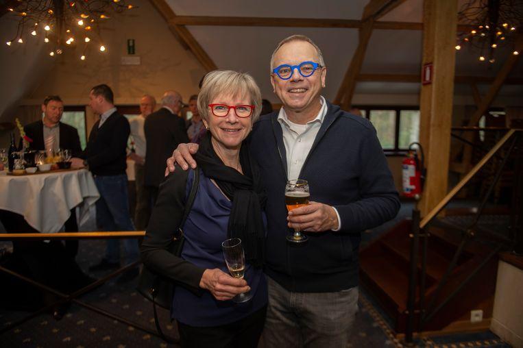 Manager Marc Van Baelen loopt ieder jaar een marathon, samen met zijn echtgenote Kristin Avermaete.
