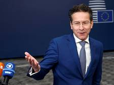 Dijsselbloem: Voldoende steun in Eurogroep om aan te blijven
