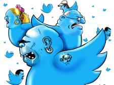 Nederlandse twitteraars zijn machtig, maar maken ook slachtoffers