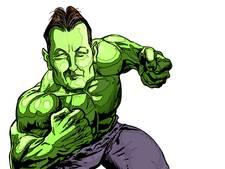 Halbe Zijlstra: Hulk of hulpje?