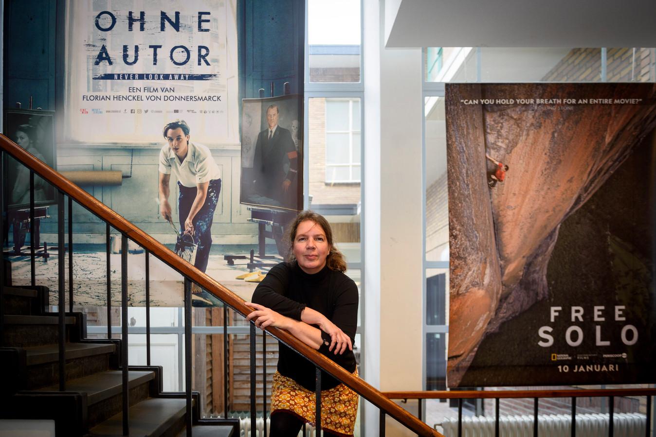 Ilona van Heeckeren, directeur van het film/theaterhuis Natlab.