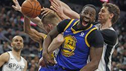 Kampioen Golden State en New Orleans staan op een zege van volgende ronde
