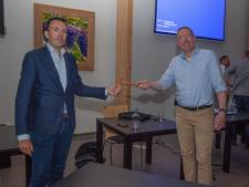 Patrick van Eijsden nieuwe voorzitter 's-Gravenzandse reddingsbrigade