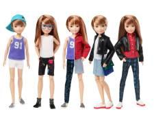 Mattel komt met nieuwe genderneutrale 'barbiepop'