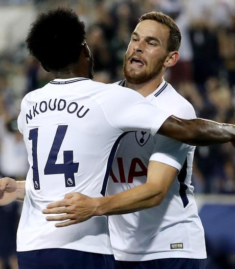 Janssen scoort fraai voor Spurs