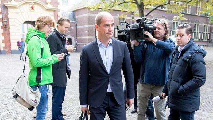 Diederik Samsom komt vandaag naar Rotterdam.