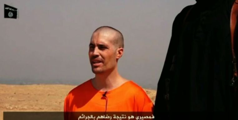Journalist James Foley werd vorig jaar onthoofd door IS. Volgens Diane Foley heeft de Amerikaanse overheid niet genoeg ondernomen om haar zoon te redden.