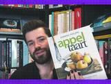 Dol op baksels met appel? Dit bakboek biedt je volop inspiratie
