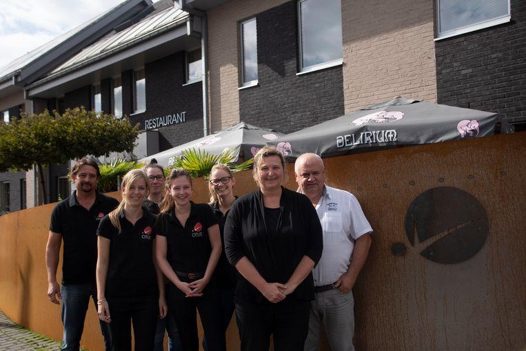 Hotel Otus viert haar 10de verjaardag in Wetteren.