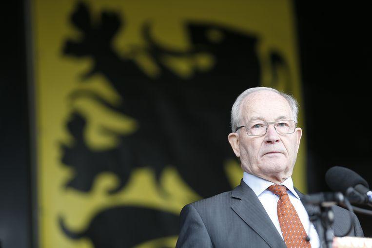 Voorzitter Wim De Wit van de IJzerwake.