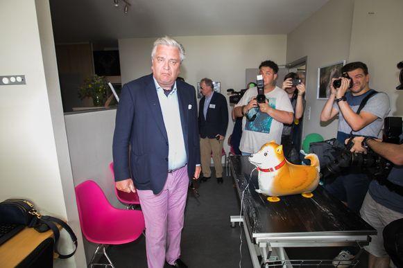 Prins Laurent opent Baas&Beest in Hasselt