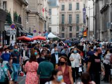 Près de 5.300 nouvelles contaminations en 24h en France