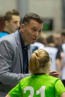 Visser nieuwe trainer korfballers van Apeldoorn